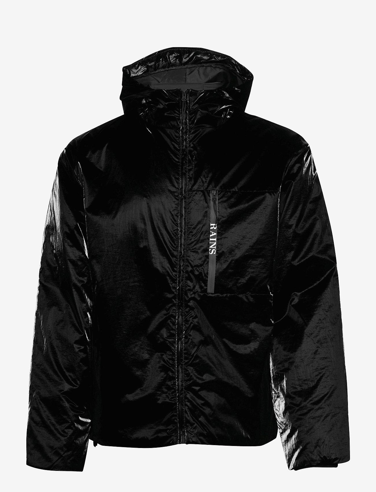 Rains - Drifter Jacket - vestes matelassées - 01 black - 0