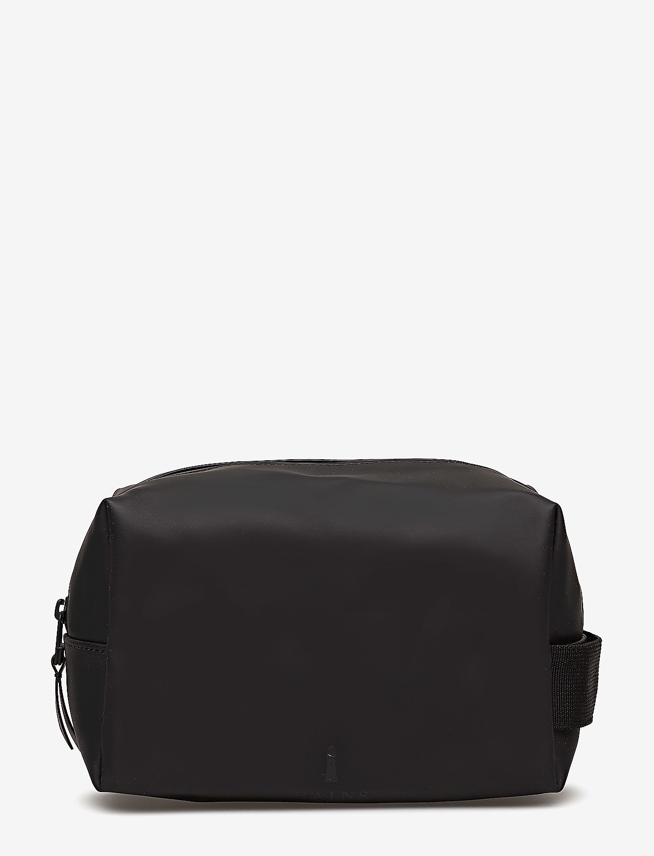 Rains - Wash Bag Small - kulturtaschen - 01 black - 0