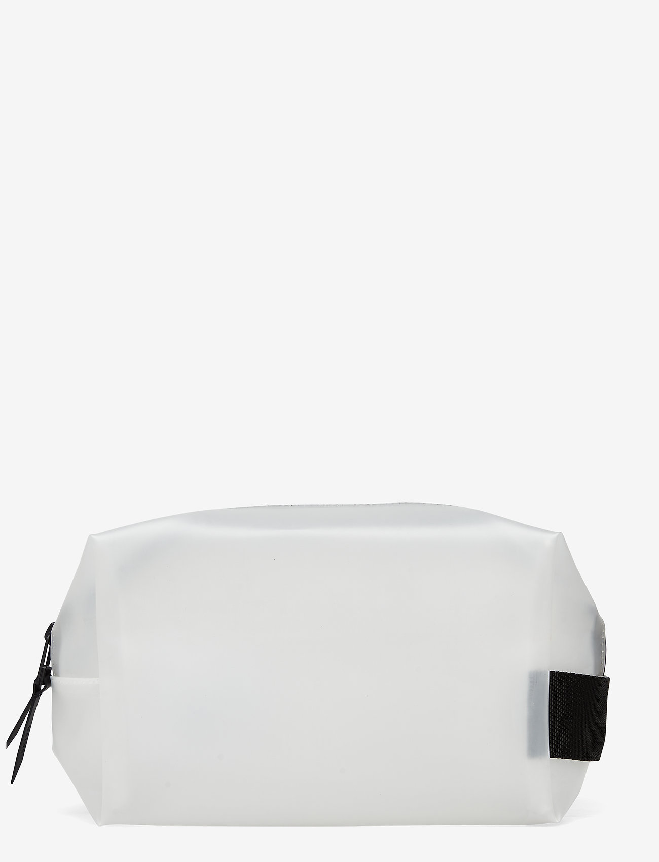 Rains - Wash Bag Small - kulturtaschen - foggy white - 0