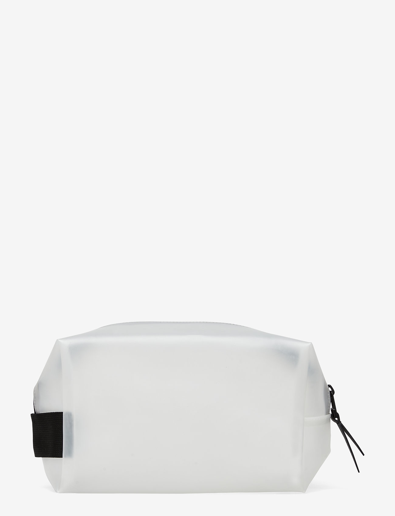 Rains - Wash Bag Small - kulturtaschen - foggy white - 1