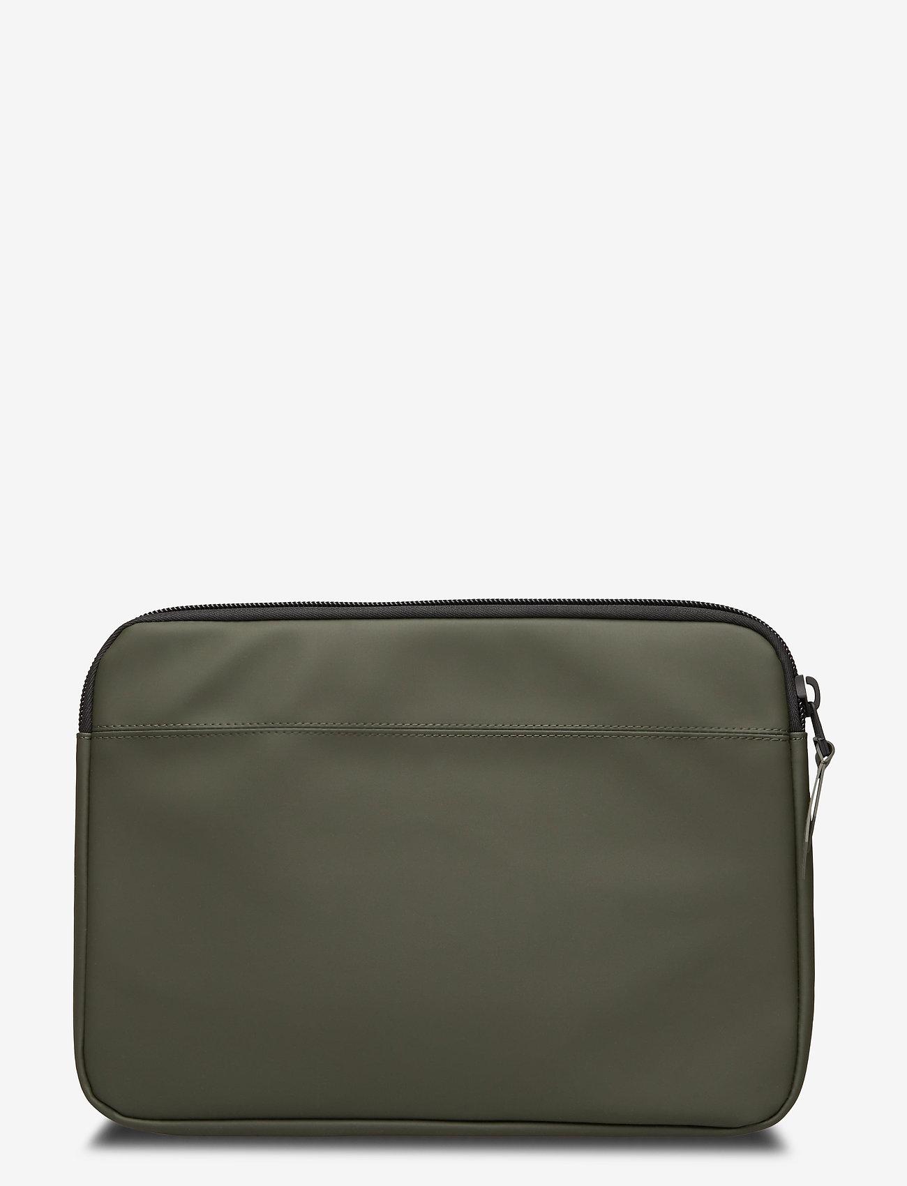 """Rains - Laptop Case 13"""" - sacs pour ordinateur - 03 green - 1"""