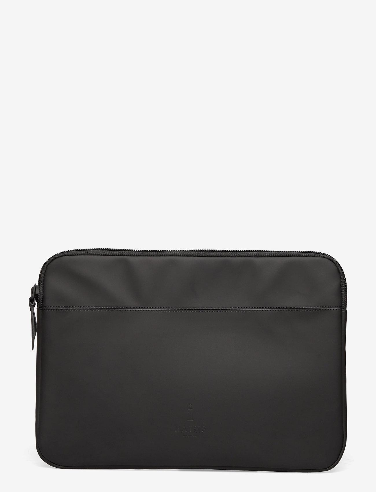 "Rains - Laptop Case 15"" - tietokonelaukut - 01 black - 0"