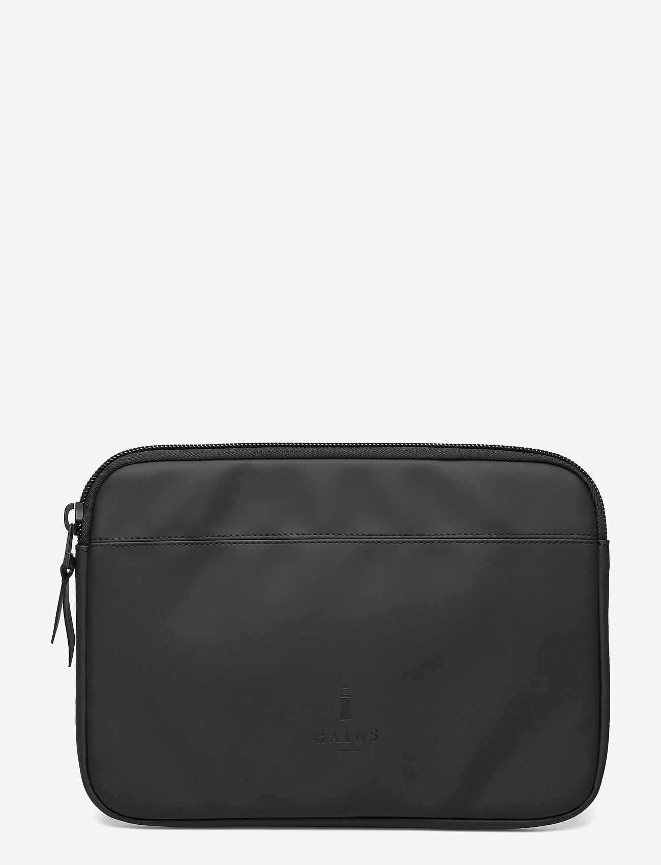 "Rains - Laptop Case 11"" - tietokonelaukut - 01 black - 0"