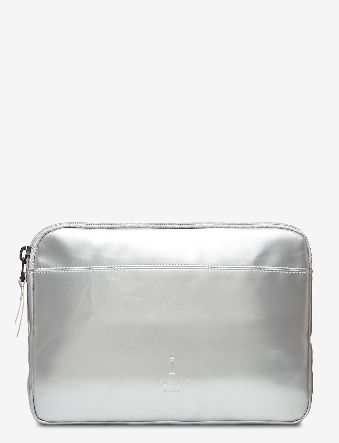 "Rains - Laptop Case 11"" - laptoptassen - silver - 0"