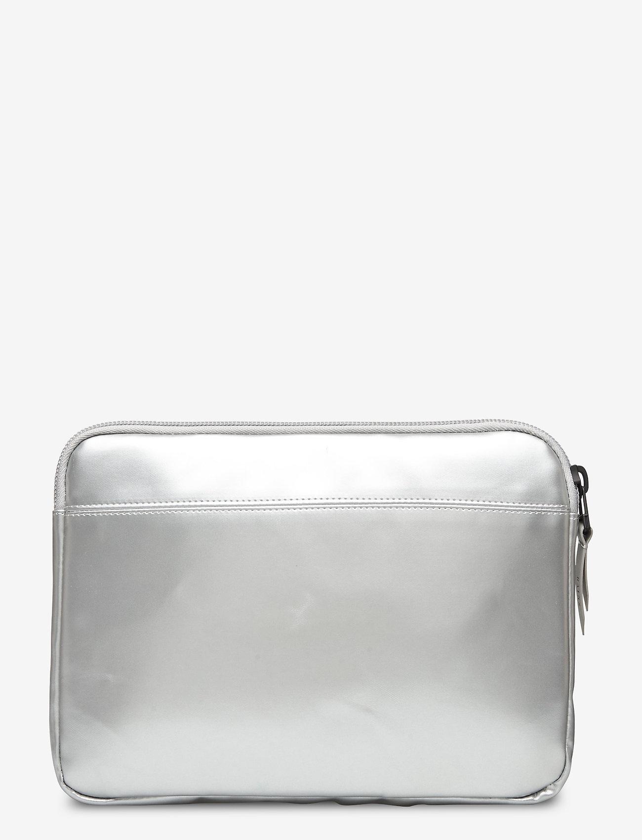 "Rains - Laptop Case 11"" - laptoptassen - silver - 1"