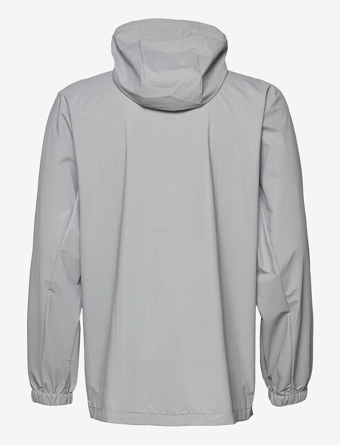 Rains - Ultralight Jacket - manteaux de pluie - 45 ash - 1