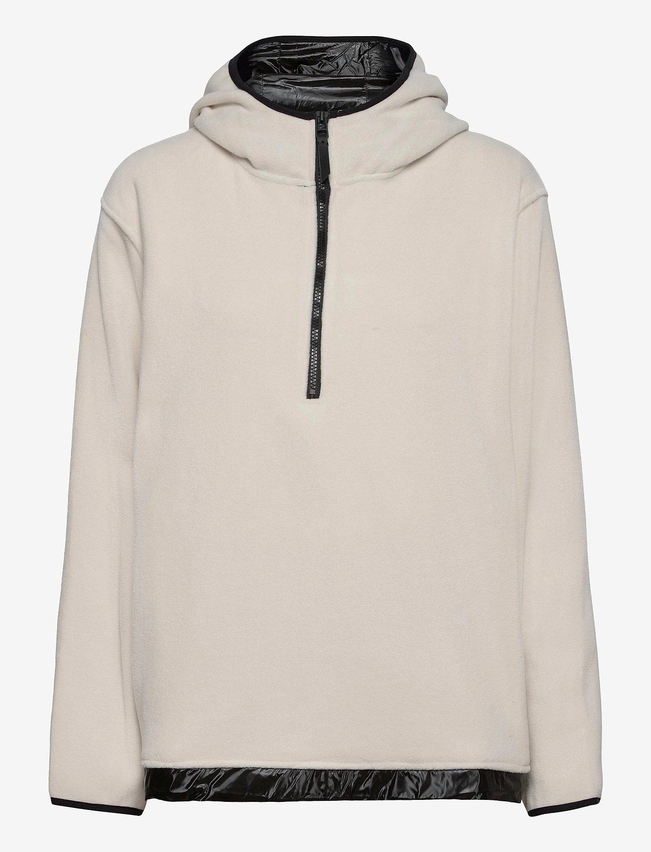 Rains - Fleece Pullover - fleece jassen - 58 off white - 0
