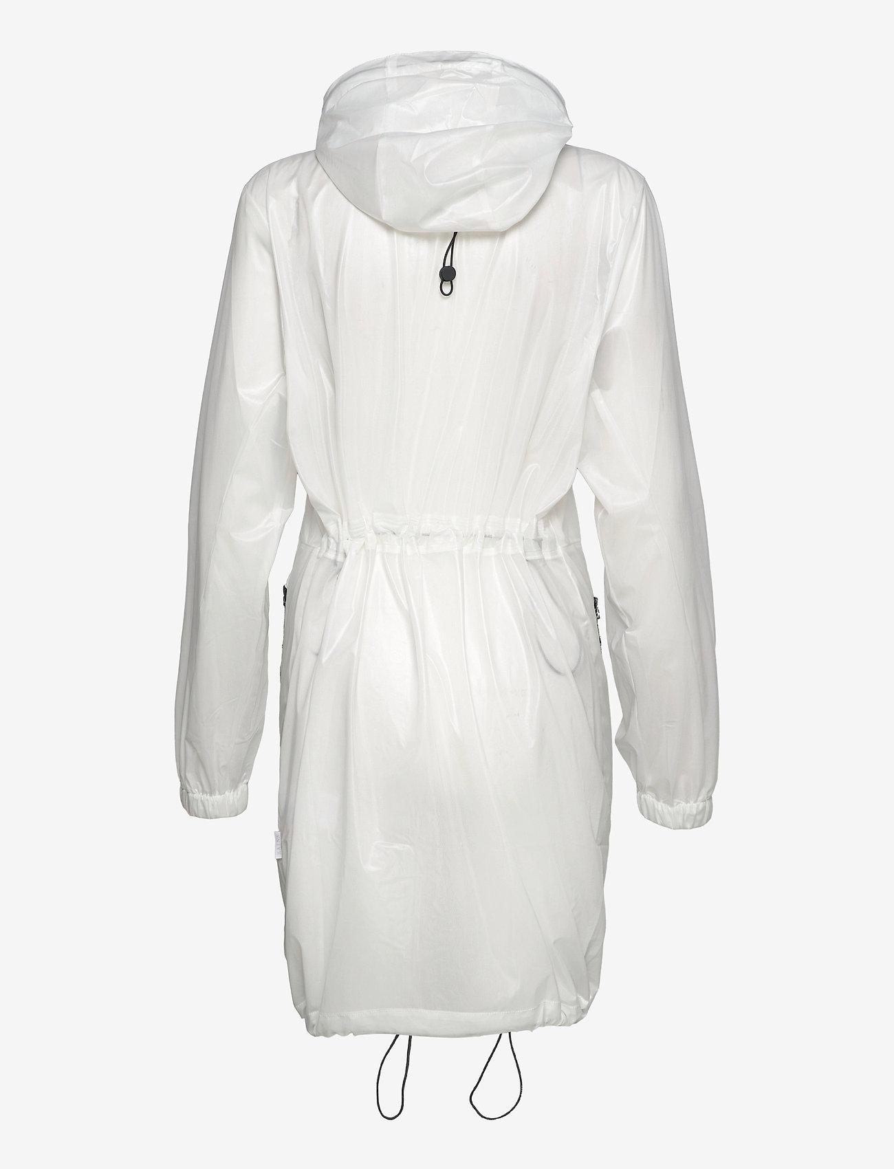 Rains - Ultralight Parka - manteaux de pluie - 28 shadow white - 1