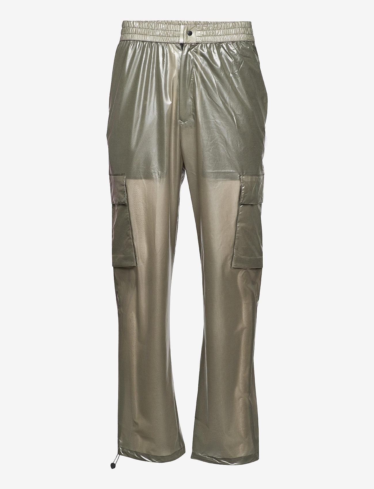 Rains - Ultralight Cargo Pants - regnbukser - 27 shadow olive - 0
