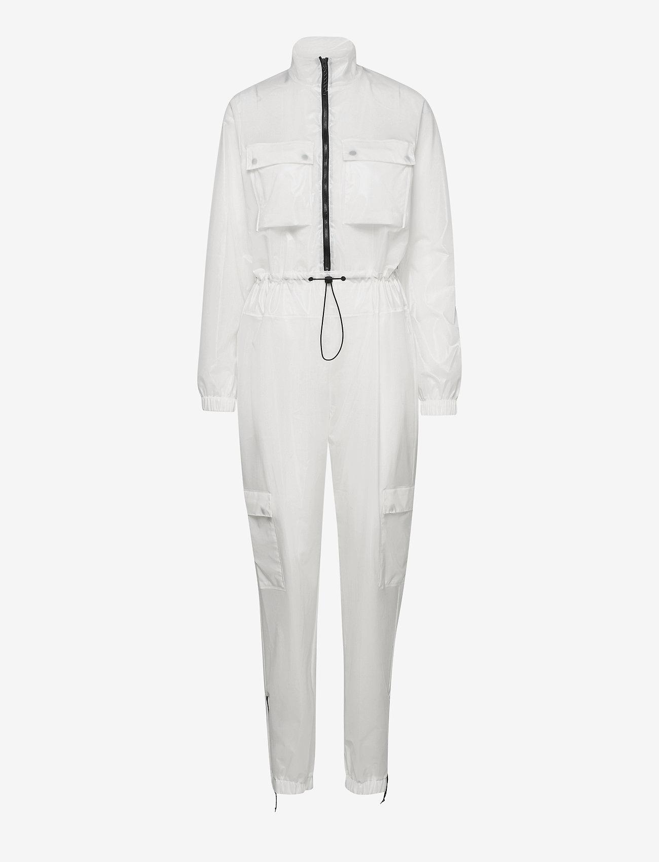 Rains - Ultralight Jumpsuit - manteaux de pluie - 28 shadow white - 0