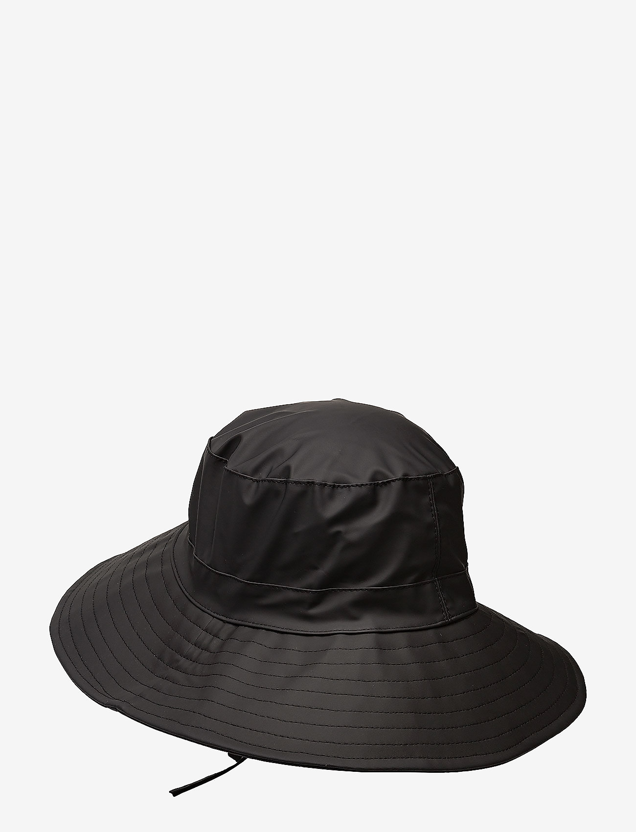 Rains - Boonie Hat - bucket hats - 01 black - 1