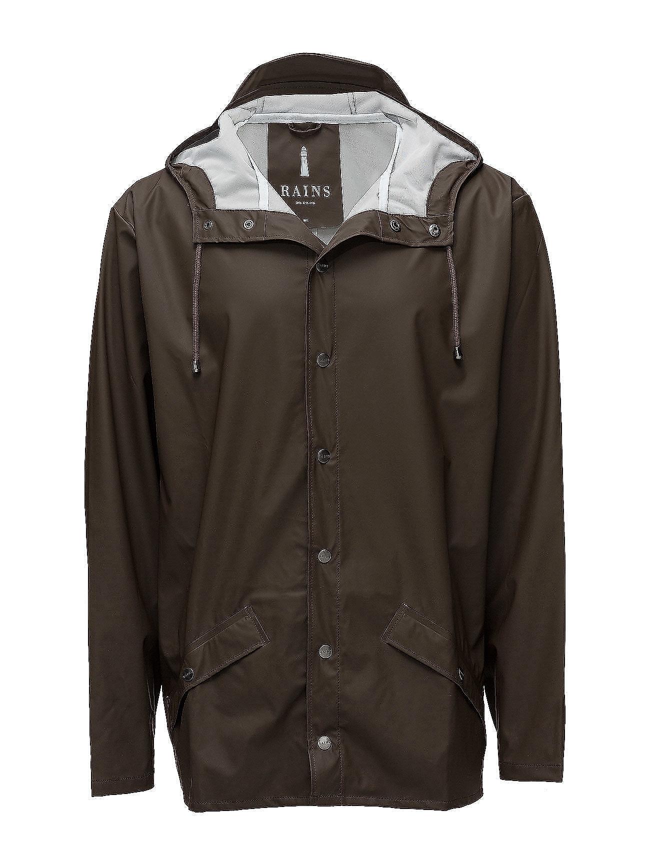 Rains Jacket - 26 BROWN
