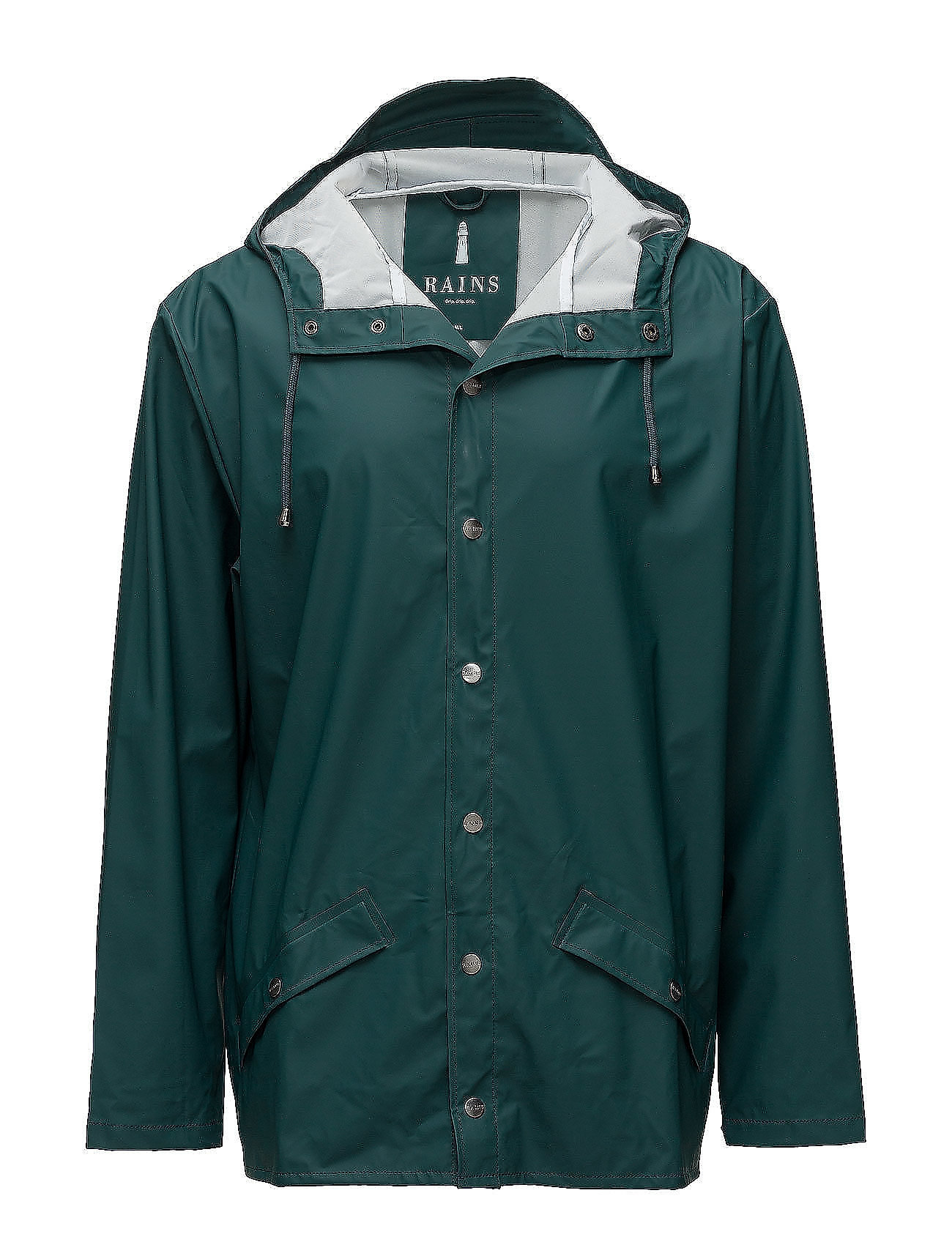 Rains Jacket - 40 DARK TEAL