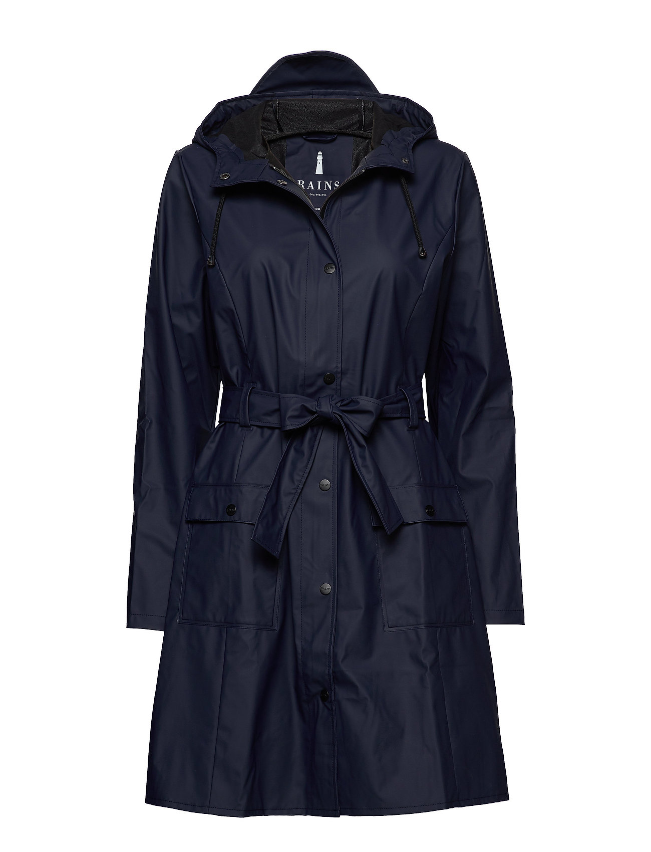 Rains Curve Jacket - 02 Blue
