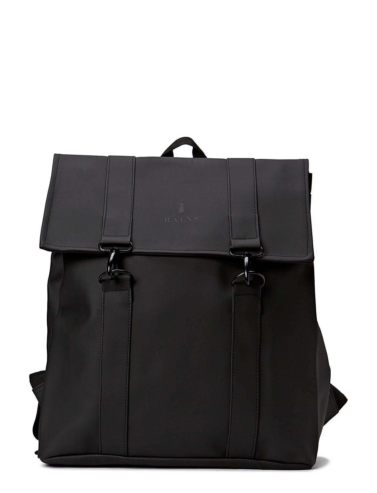 Rains Msn Bag - 01 Black