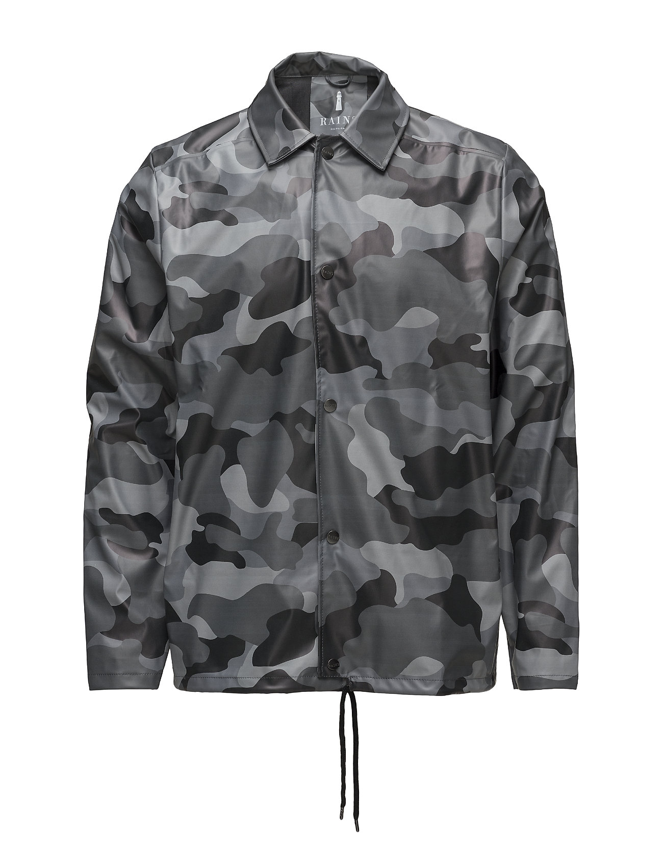 Rains AOP Coach Jacket - 82 NIGHT CAMO
