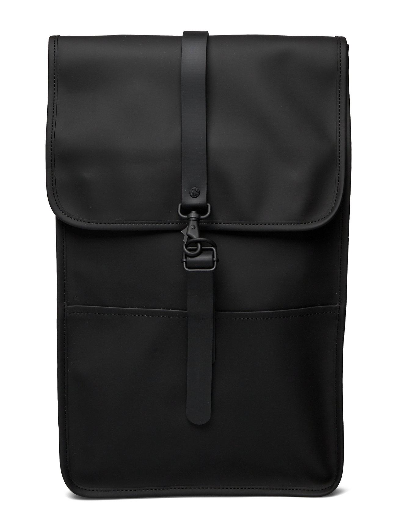Rains Backpack - 01 Black