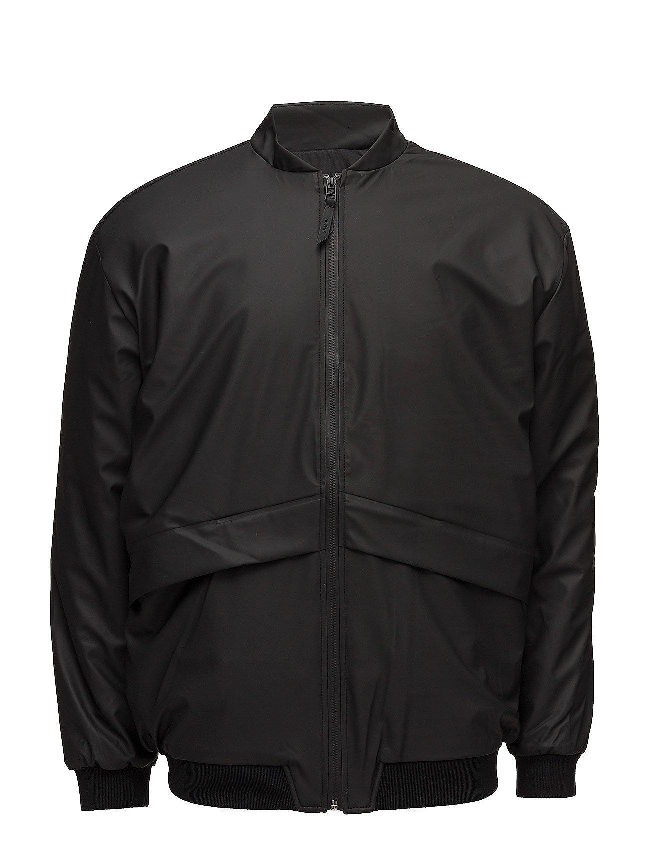 Rains B15 Jacket - 01 BLACK