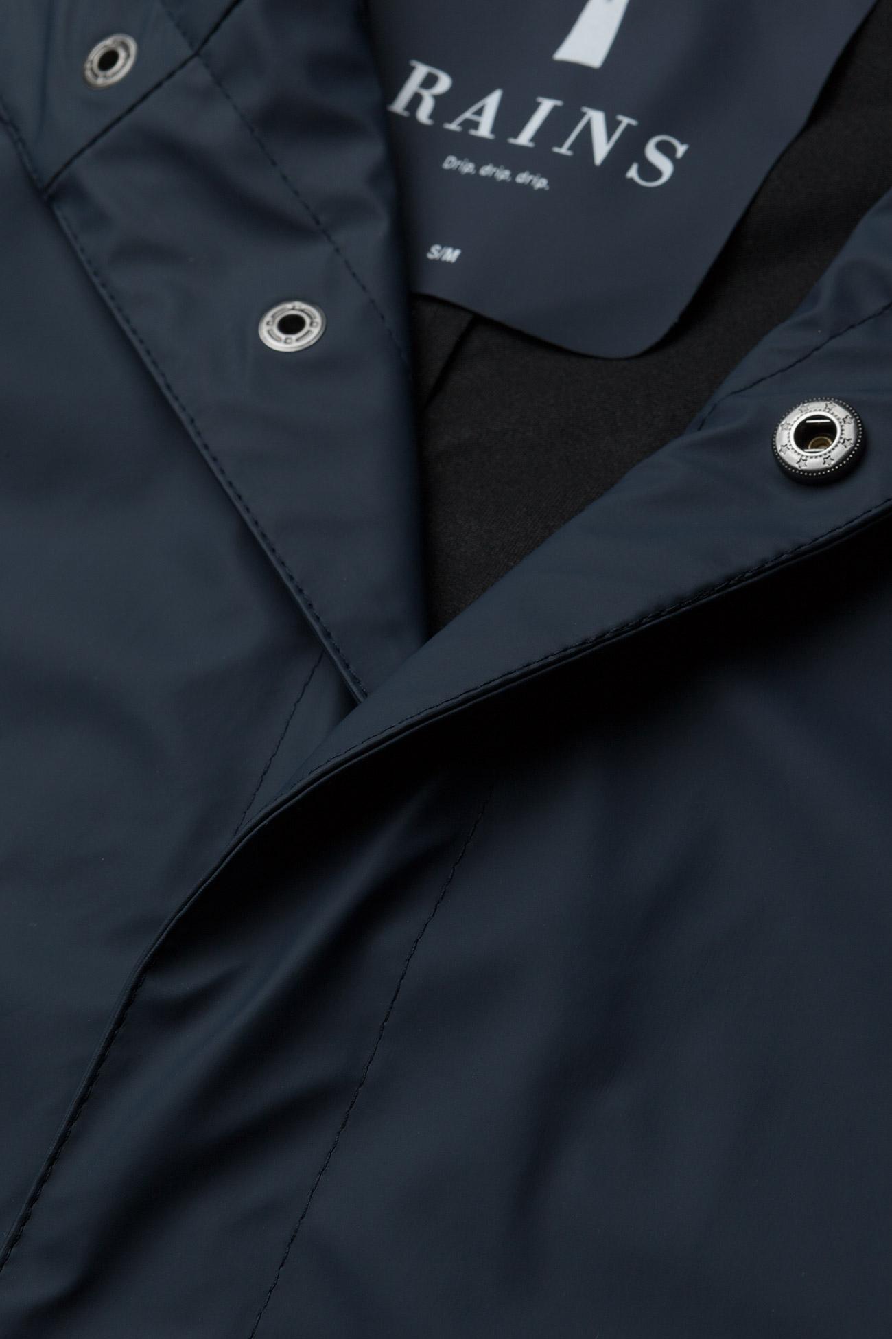 Rains Coat - Jakker og frakker 02 BLUE - Menn Klær