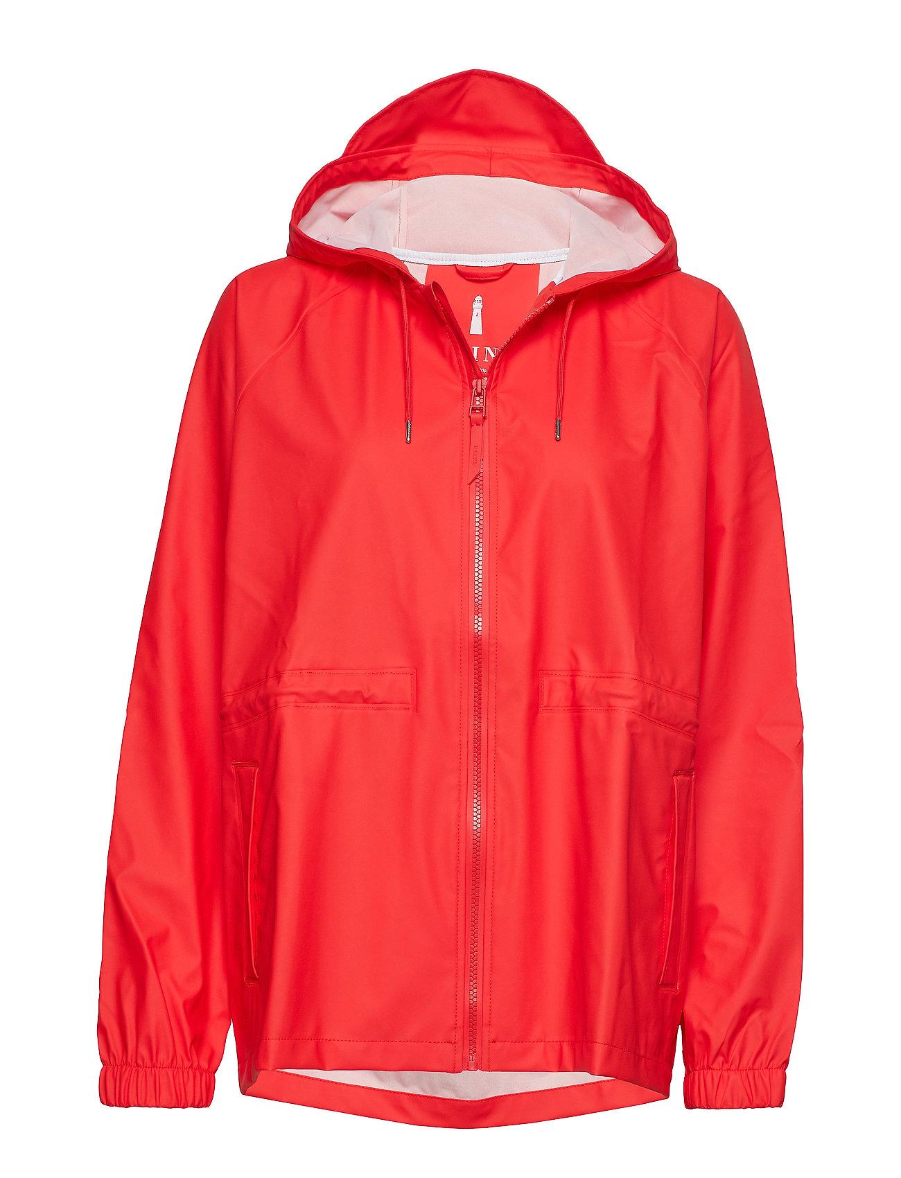 Rains W Jacket - RED