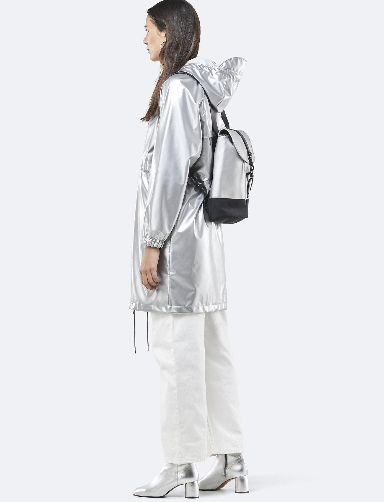 Rains - Drawstring Backpack - rucksäcke - 12 silver - 0