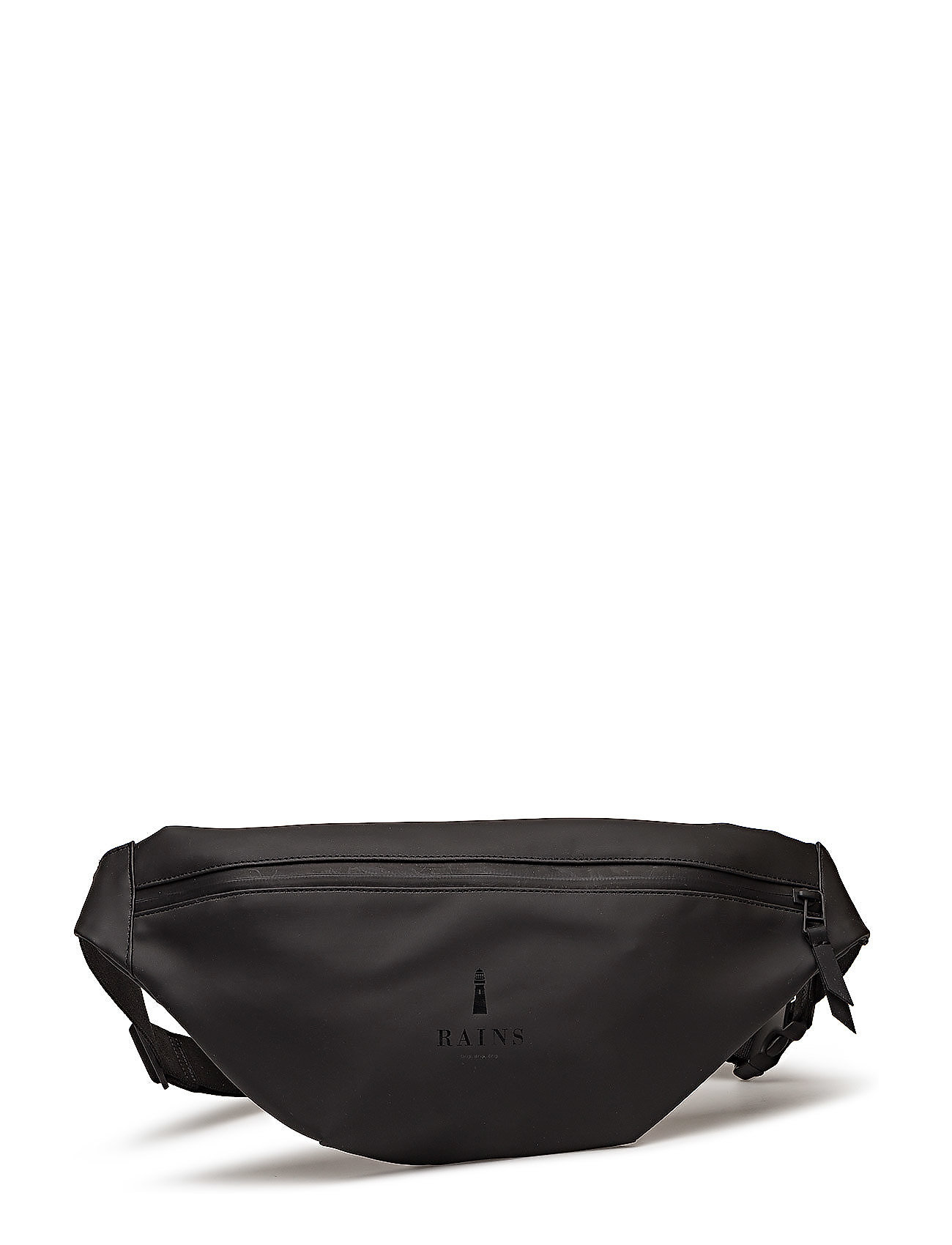 Rains Bum Bag - 01 BLACK