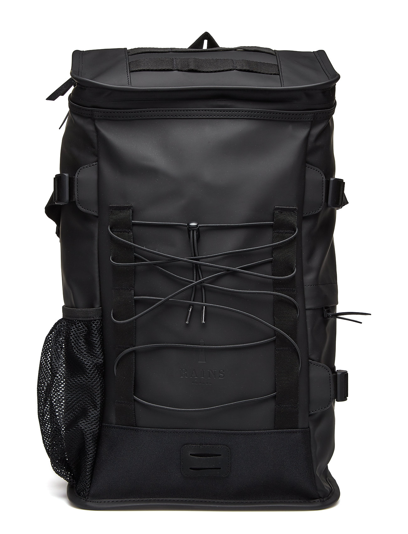 Rains Mountaineer Bag - 01 BLACK