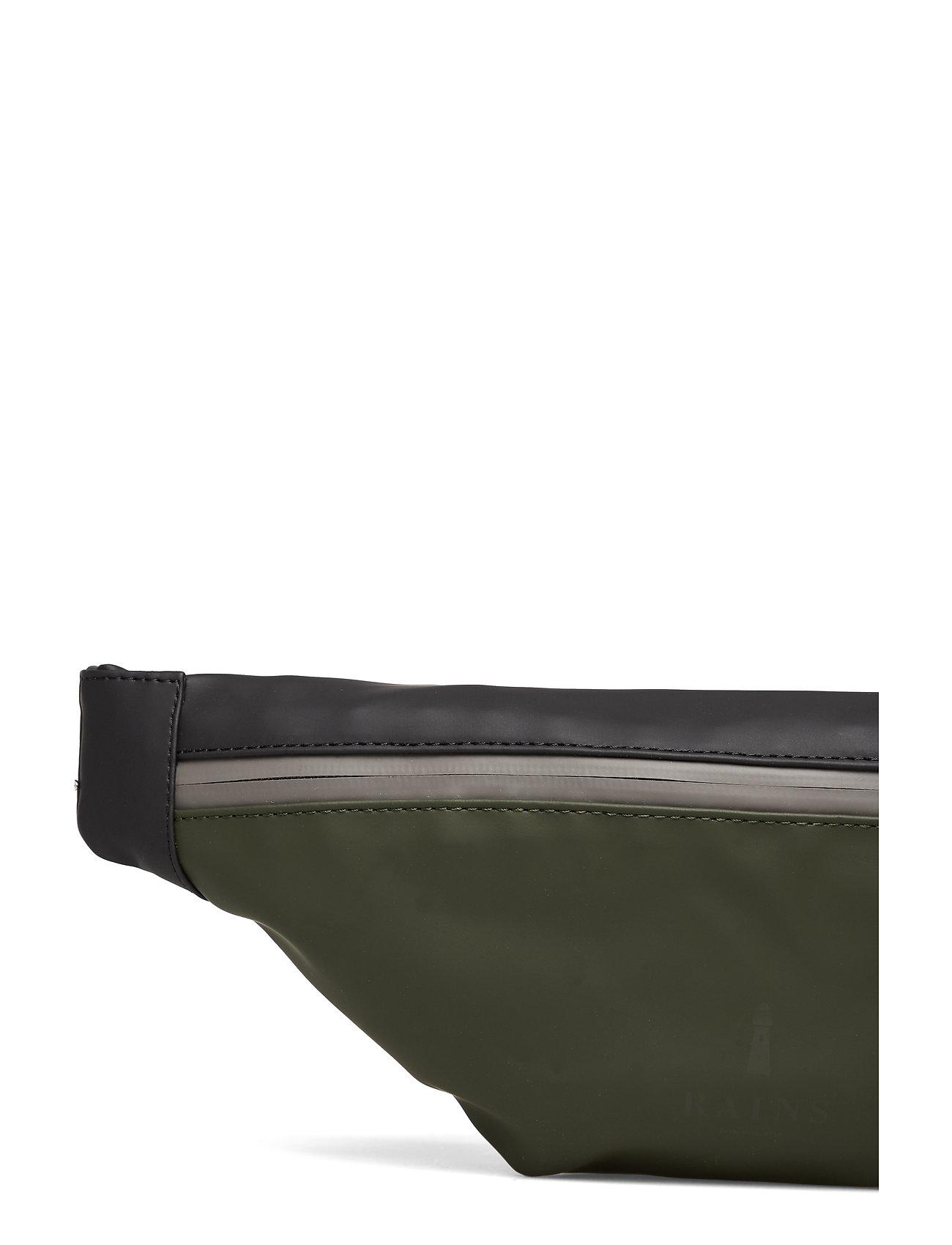 Color Block Bum blackRains Bag Minigreen fgYmb7yI6v