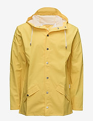 Rains - Jacket - rainwear - 04 yellow - 0