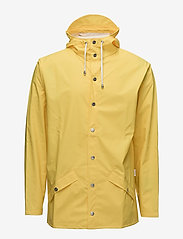 Rains - Jacket - rainwear - 04 yellow - 1