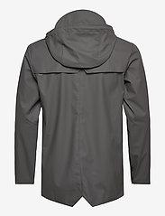 Rains - Jacket - manteaux de pluie - 18 charcoal - 1