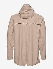 Rains - Jacket - manteaux de pluie - beige - 2