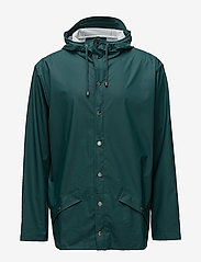 Rains - Jacket - regntøj - 40 dark teal - 1