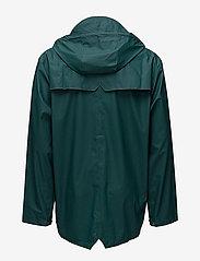Rains - Jacket - regntøj - 40 dark teal - 2