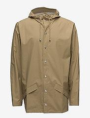 Rains - Jacket - rainwear - 49 khaki - 1