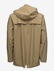 Rains - Jacket - rainwear - 49 khaki - 2