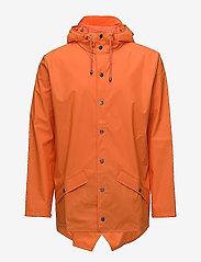 Rains - Jacket - regenbekleidung - 83 fire orange - 1