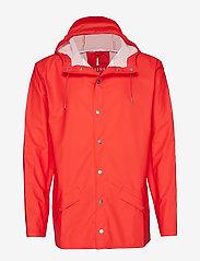 Rains - Jacket - regenbekleidung - red - 0