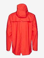 Rains - Jacket - regenbekleidung - red - 2