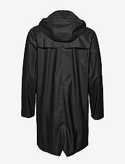 Rains - Long Jacket - manteaux de pluie - 01 black - 3
