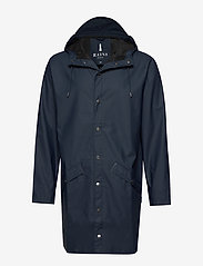 Rains - Long Jacket - regenbekleidung - 02 blue - 1