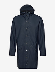 Rains - Long Jacket - regenbekleidung - 02 blue - 2