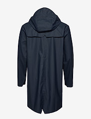 Rains - Long Jacket - regenbekleidung - 02 blue - 3