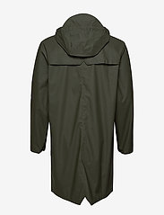 Rains - Long Jacket - regenbekleidung - 03 green - 2