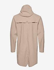 Rains - Long Jacket - regenbekleidung - 35 beige - 2