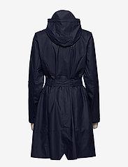Rains - Curve Jacket - regenbekleidung - 02 blue - 2