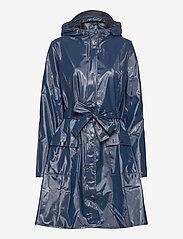Rains - Curve Jacket - regenbekleidung - 07 shiny blue - 1