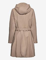 Rains - Curve Jacket - manteaux de pluie - 17 taupe - 1