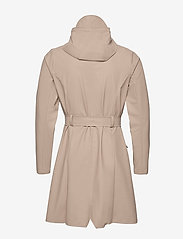 Rains - Curve Jacket - regenbekleidung - 35 beige - 2