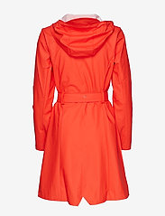 Rains - Curve Jacket - sadevaatteet - red - 2